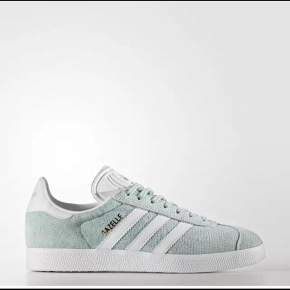 adidas Shoes | Gazelle Tactile Green